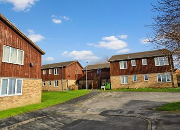 Thumbnail 1 bed flat to rent in Chequers Court, Winterton Drive, Aylesbury, Buckinghamshire