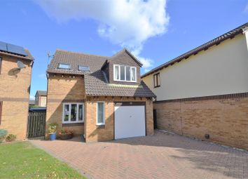 Thumbnail 3 bed detached house for sale in Lime Crescent, Bicester