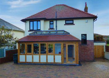 Thumbnail 3 bed detached house for sale in Marine Road, Penrhyn Bay, Llandudno, Conwy