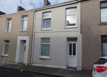 Thumbnail 3 bed terraced house to rent in Russell Street, Llanelli