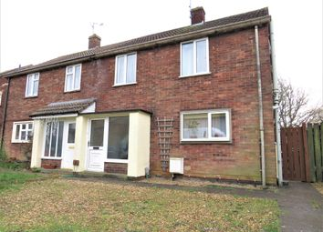 2 bed semi-detached house for sale in Tennyson Road, Peterborough PE1