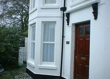 Thumbnail 2 bed flat to rent in Bodmin Road, St. Austell