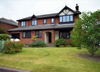 Thumbnail 4 bed detached house for sale in Endeavour Close, Seaton Carew, Hartlepool
