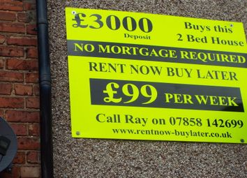 Thumbnail 2 bed terraced house to rent in Thirlmere Road, Darlington