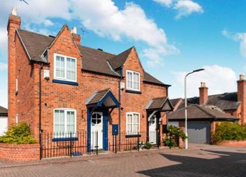 Thumbnail 2 bed semi-detached house for sale in The Roods, Rothley, Leicester, Leicestershire