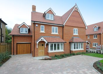 Thumbnail 4 bed property to rent in Belmont Road, Maidenhead