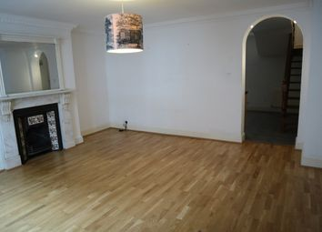 Thumbnail 2 bed duplex to rent in Harecourt Road, London
