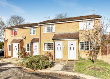 Thumbnail 2 bed terraced house for sale in Alderwood, Chineham, Basingstoke, Hampshire