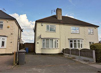 3 bed semi-detached house for sale in Stanley Road, Alvaston, Derby DE24