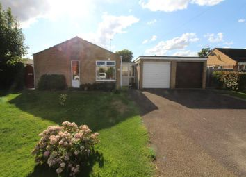 Thumbnail 3 bed bungalow for sale in Ashfields, Deeping St. James Road, Deeping Gate, Peterborough