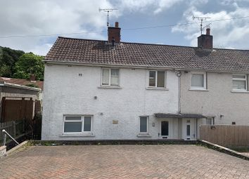 Thumbnail 2 bed semi-detached house to rent in Birch Road, Baglan, Port Talbot, Neath Port Talbot.