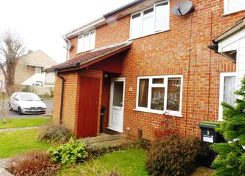 Thumbnail 2 bedroom terraced house to rent in Tarius Close, Gosport