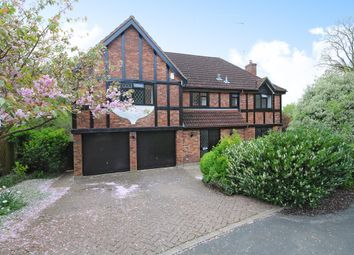 Thumbnail 4 bed detached house to rent in Fox Dene, Godalming