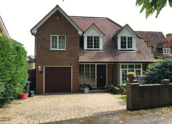 Thumbnail 5 bed detached house to rent in Crown Lane, Virginia Water