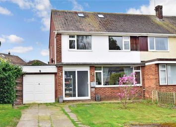 3 bed semi-detached house for sale in Copperfield Close, Gravesend, Kent DA12