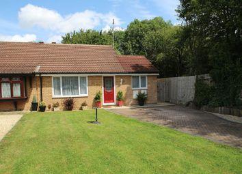 Thumbnail 2 bed semi-detached bungalow for sale in Paulet Close, Grange Park, Swindon