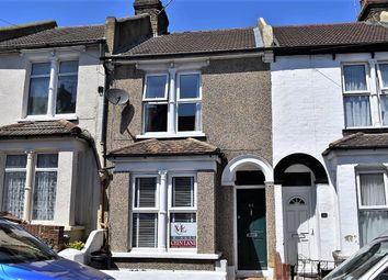 Thumbnail 2 bed terraced house for sale in Castle Avenue, Rochester