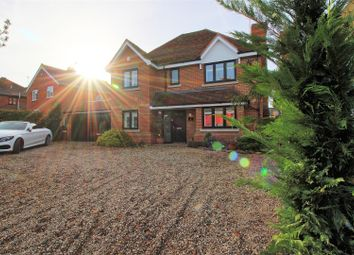Thumbnail 4 bed detached house for sale in Rib Way, Buntingford