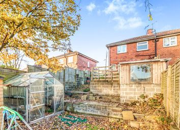 Thumbnail 2 bedroom semi-detached house for sale in South Street, Rotherham