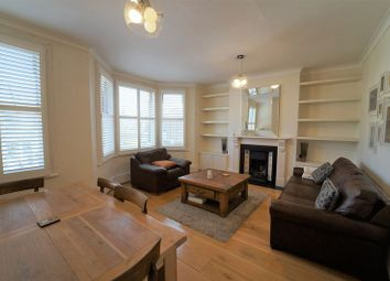 Thumbnail 3 bed flat to rent in Kempe Road, London