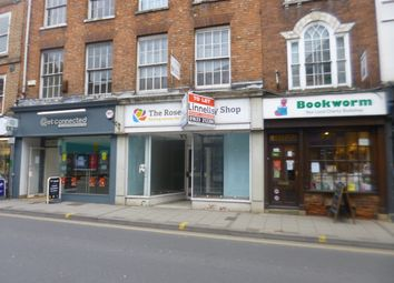 Thumbnail Retail premises for sale in High Street, Tewkesbury