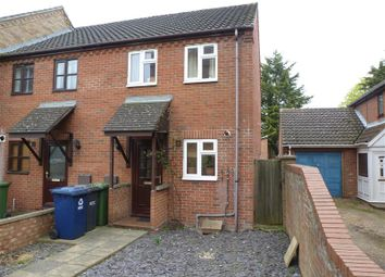 Thumbnail 3 bedroom end terrace house for sale in Great Whyte, Ramsey, Huntingdon