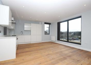Thumbnail 2 bed flat to rent in Hermitage Lane, London