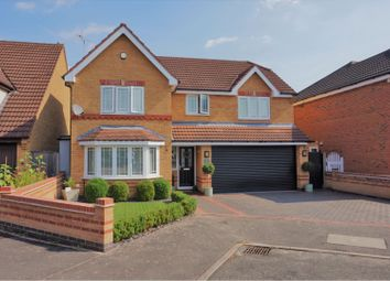4 bed detached house for sale in Excalibur Close, Leicester Forest East LE3