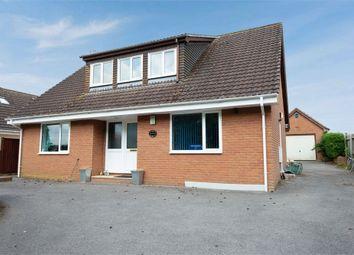 Alderholt Road, Sandleheath, Fordingbridge, Hampshire SP6. 5 bed detached bungalow