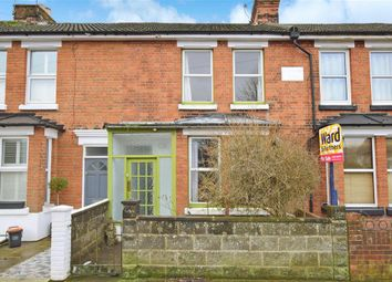 Thumbnail 3 bed terraced house for sale in St. Lukes Road, Maidstone, Kent