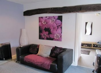 Thumbnail 1 bed flat to rent in Lower Church Street, Ashby De La Zouch