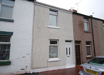 Thumbnail 2 bed terraced house for sale in Fenton Street, Barrow-In-Furness, Cumbria