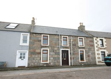 Thumbnail 3 bedroom terraced house for sale in 33 Great Eastern Road, Portessie, Buckie