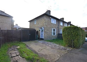 Thumbnail 2 bed end terrace house for sale in Hexham Road, Morden