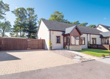 Thumbnail 2 bed semi-detached house for sale in Brighead View, Inverbervie, Montrose