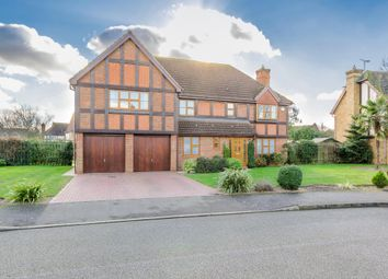 Thumbnail Detached house for sale in Carnoustie Drive, Great Denham, Bedford, Bedfordshire
