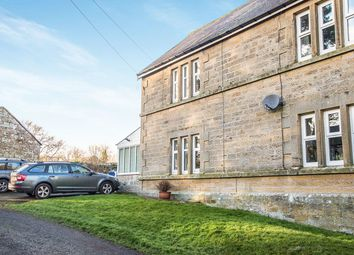Thumbnail 3 bed semi-detached house for sale in Snitter, Morpeth