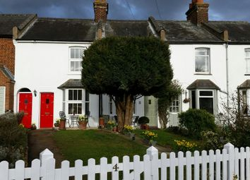 Thumbnail 2 bed terraced house for sale in Kent Place, Oughton Head Way, Hitchin, Hertfordshire