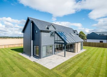 Thumbnail 4 bed detached house for sale in West Newbigging, Arbroath, Angus