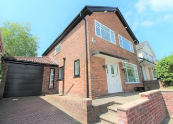 Thumbnail 4 bed detached house to rent in Standmoor Road, Manchester