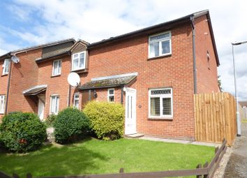 Thumbnail 3 bedroom end terrace house for sale in Turner Close, Houghton Regis, Dunstable