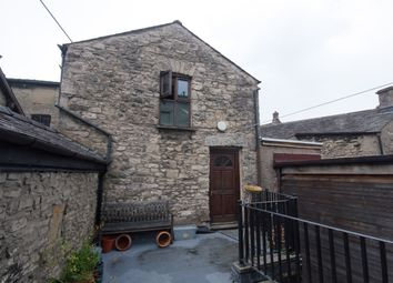 Thumbnail 1 bed maisonette for sale in Finkle Street, Kendal, Cumbria