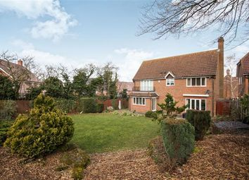 Thumbnail 4 bedroom detached house to rent in Bishops Field, Aston Clinton, Aylesbury