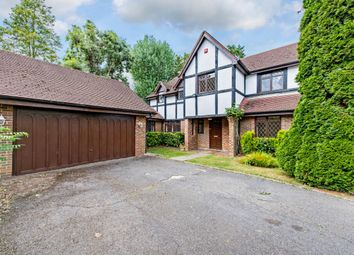 Thumbnail 5 bed detached house to rent in Nightingale Close, Pinner, Pinner