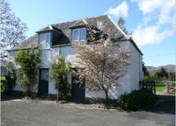 Thumbnail 2 bed cottage to rent in Tullichettle House, Comrie