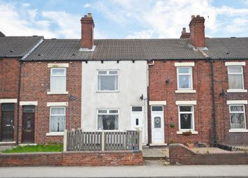 Thumbnail 2 bed terraced house for sale in Doncaster Road, Crofton, Wakefield