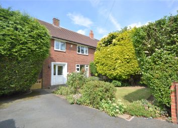 Thumbnail 3 bed semi-detached house for sale in Silk Mill Drive, Cookridge, Leeds