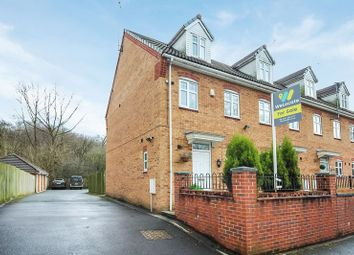 Thumbnail 3 bed town house for sale in Roch Bank, Blackley, Manchester