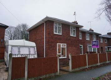 Thumbnail 3 bed end terrace house for sale in Oak Drive, Wrexham