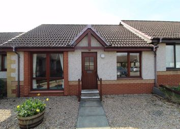 Thumbnail 2 bedroom terraced bungalow for sale in 19, Cradlehall Court, Inverness
